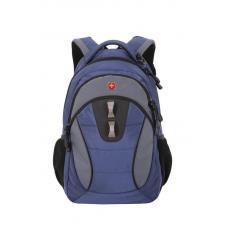 """Рюкзак SWISSGEAR 13"""" синий/серый 24 л"""