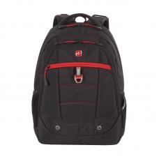 """Рюкзак SWISSGEAR 15"""" черный/красный 29 л"""