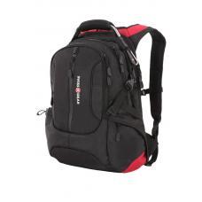 """Рюкзак SWISSGEAR 15"""" черный/красный 30 л"""