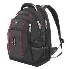 """Рюкзак SWISSGEAR 15"""" чёрный/красный 38 л"""