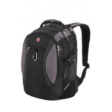 Рюкзак SWISSGEAR 15'' чёрный/серый 39 л