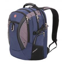 """Рюкзак SWISSGEAR 15"""" синий/серый 39 л"""