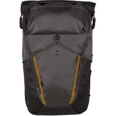 Рюкзак VICTORINOX Altmont Active Deluxe Rolltop 15'', серый, полиэфирная ткань, 29x18x48 см, 19 л