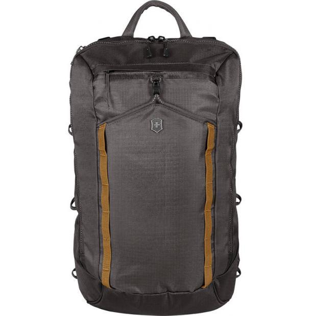 Рюкзак VICTORINOX Altmont Compact Laptop Backpack 13'', серый, полиэфирная ткань, 28x15x46 см, 14 л