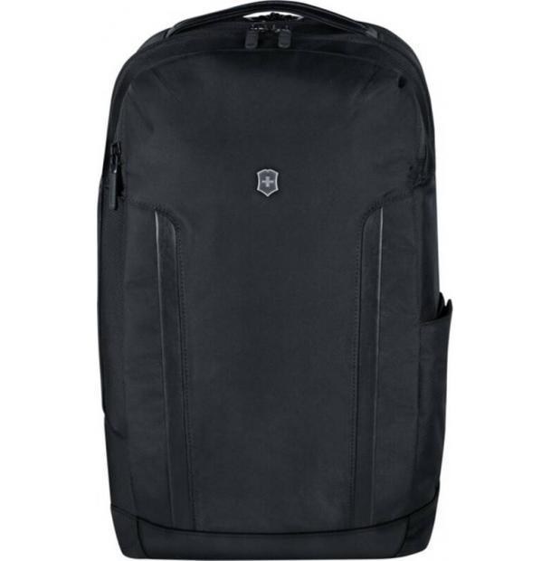 Рюкзак VICTORINOX Altmont Deluxe Travel Laptop 15'', чёрный, полиэфирная ткань, 30x26x46 см, 25 л