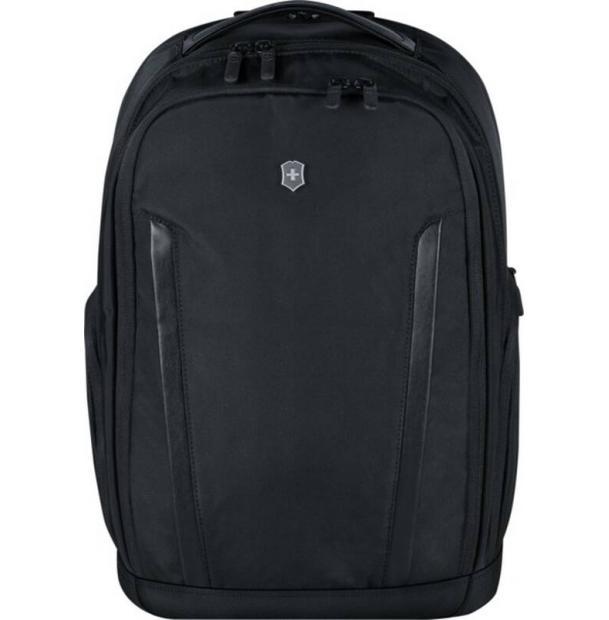 Рюкзак VICTORINOX Altmont Professional Essential Laptop 15'', чёрный, полиэфир, 30x23x43 см, 22 л