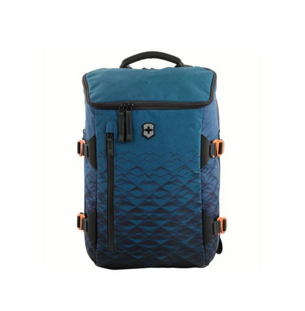 Рюкзак VICTORINOX Vx Touring 15'', синий, ткани VX4 и VXTek, 31x19x46 см, 21 л