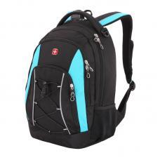Рюкзак WENGER 11862315-2 черный/синий 28 л