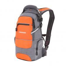 Рюкзак WENGER 13024715-2 серый/оранжевый 22 л