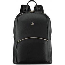 Рюкзак женский WENGER 610190 черный 18 л