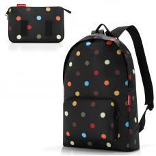 Рюкзак складной Reisenthel Mini maxi dots