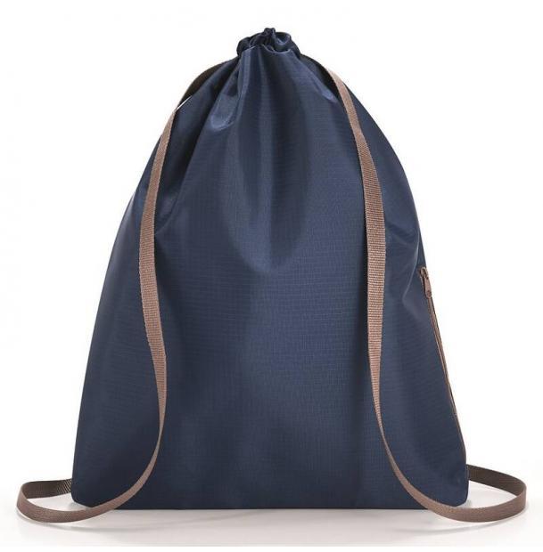 Рюкзак складной Reisenthel Mini maxi sacpack dark blue