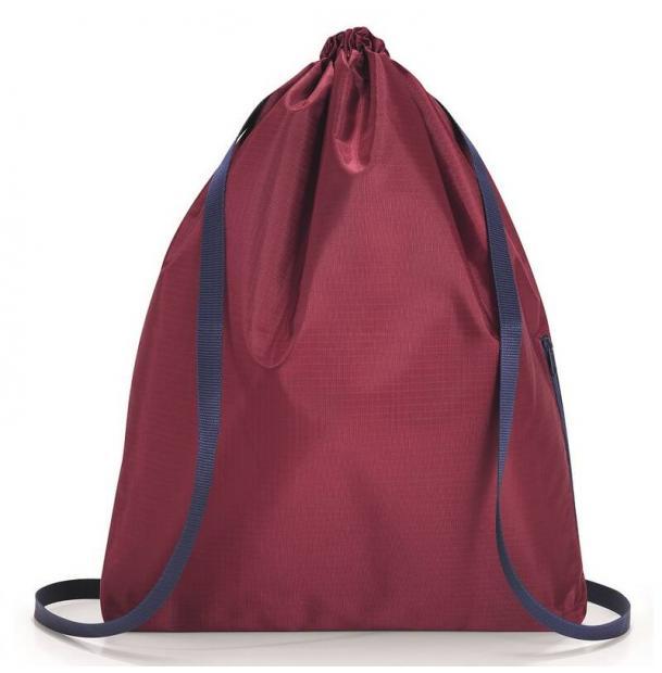 Рюкзак складной Reisenthel Mini maxi sacpack dark ruby
