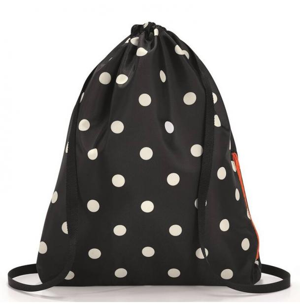 Рюкзак складной Reisenthel Mini maxi sacpack mixed dots
