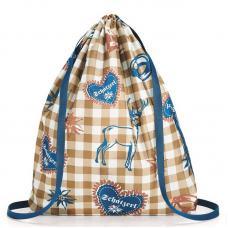 Рюкзак складной Reisenthel Mini maxi sacpack special edition bavaria 4
