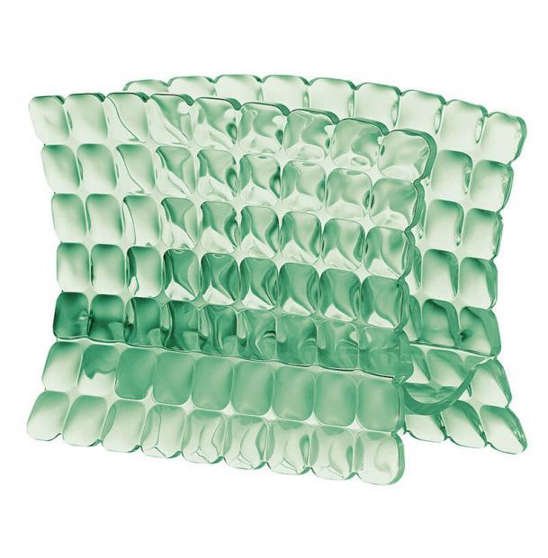 Салфетница Guzzini Tiffany зелёная