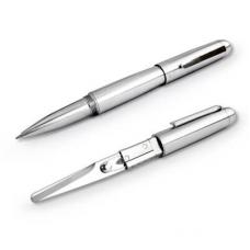Шариковая ручка Mininch Xcissor Pen Standart Silver