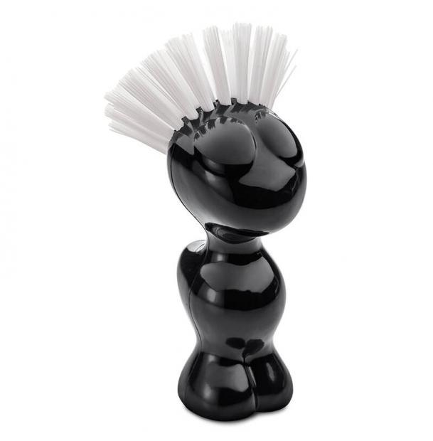 Щетка для мытья овощей Koziol Tweetie чёрная
