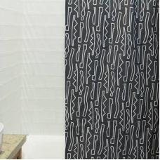 Штора Tkano для ванной Objects Cuts&Pieces 180х200