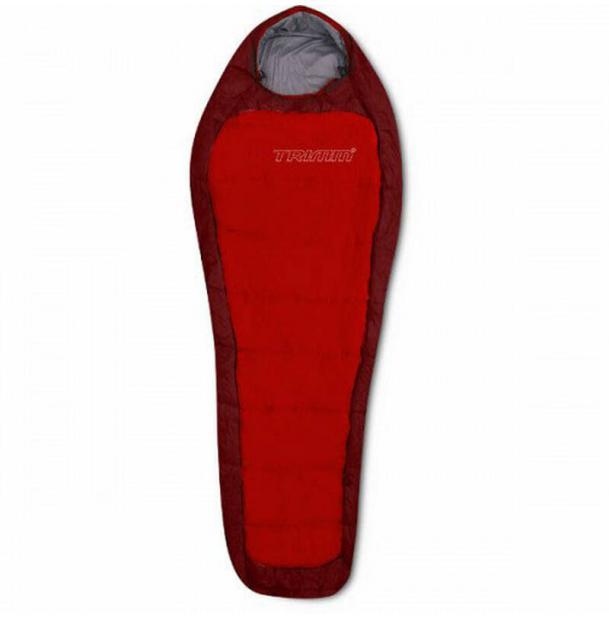 Спальный мешок Trimm Lite IMPACT красный 185 R 49693