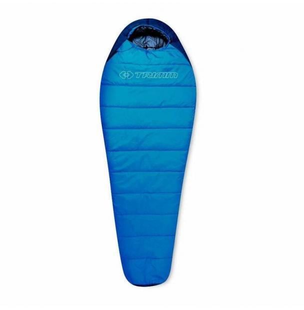 Спальный мешок Trimm SPORTY синий 195 R 50946