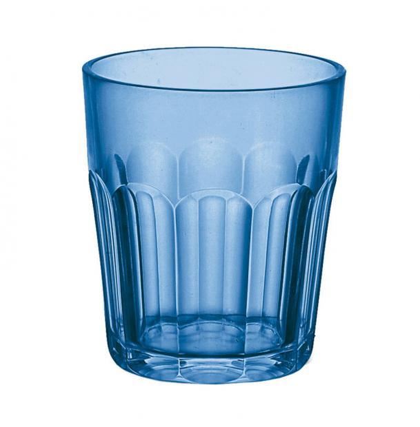 Стакан Guzzini Happy Hour 350 мл синий
