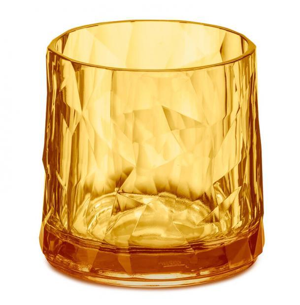 Стакан Koziol Superglas Club no.2 250 мл жёлтый