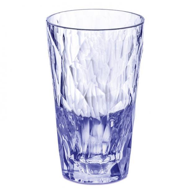 Стакан Koziol Superglas Club no.6 300 мл голубой