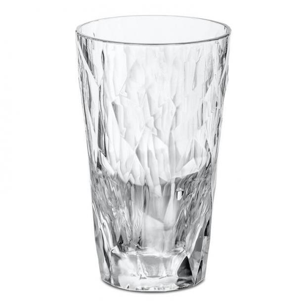 Стакан Koziol Superglas Club no.6 300 мл прозрачный