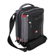 Сумка-планшет WENGER 1092238 черный/серый