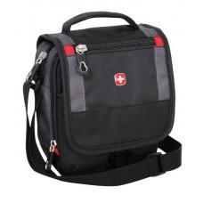 Сумка-планшет WENGER 1092239 черный/серый