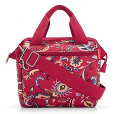 Сумка Reisenthel Allrounder cross paisley ruby