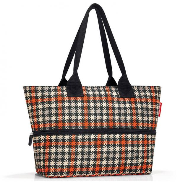 Сумка Reisenthel Shopper E1 glencheck red