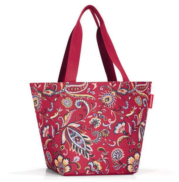 Сумка Reisenthel Shopper M paisley ruby