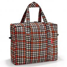 Сумка складная Reisenthel Mini maxi touringbag glencheck red