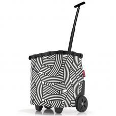 Сумка-тележка Reisenthel Carrycruiser Zebra