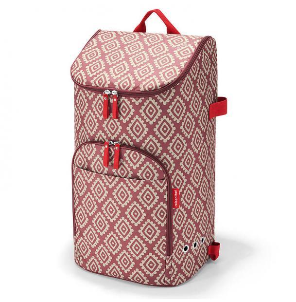 Сумка-тележка Reisenthel Citycruiserbag Diamonds Rouge