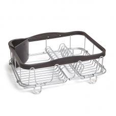 Сушилка Для Посуды  Umbra Sinkin Чёрный-Никель