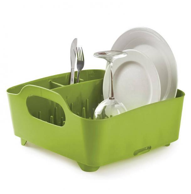 Сушилка Для Посуды Umbra Tub Зелёная
