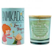 Свеча ароматическая Ambientair Love & Happiness Animikados