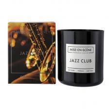 Свеча ароматическая Ambientair Mise En Scene Jazz Club 50 ч