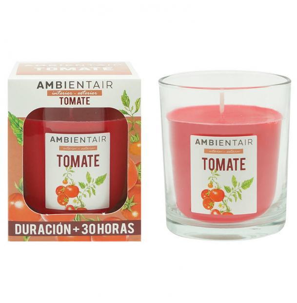 Свеча ароматическая Ambientair Томатный лист Garden 30 ч