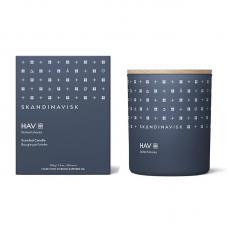 Свеча ароматическая HAV с крышкой 200 г новая
