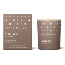 Свеча ароматическая HYGGE с крышкой 65 г новая