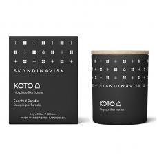 Свеча ароматическая KOTO с крышкой 65 г новая
