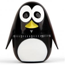 Таймер Kikkerland Penguin KT18