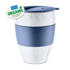 Термокружка Koziol Aroma To Go 2.0 Organic 400 мл синяя