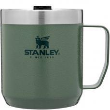 Термокружка Stanley Classic с ручкой 0.35L Green