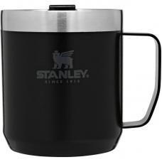 Термокружка Stanley Classic с ручкой 0.35L Black