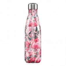 Термос Chilly's Bottles Tropical Flamingo 500 мл